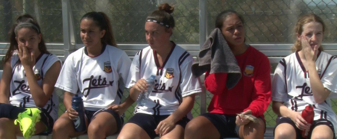 Soccer Girls SSV Premier League Highlights
