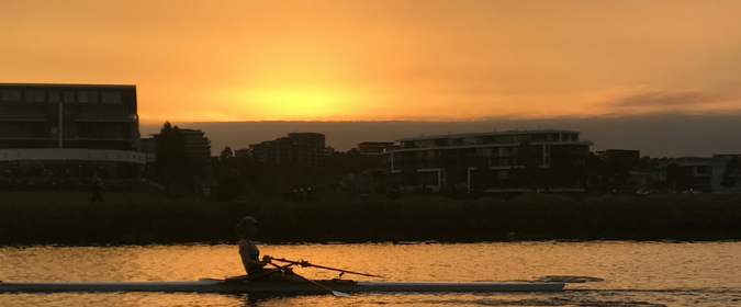 Marby Rowers make a splash on the National Stage