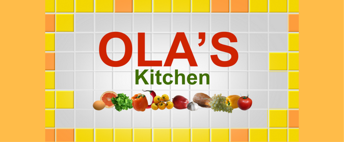 Ola's Kitchen ep2 - Protein and Recovery
